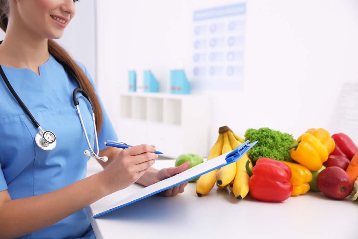 Похудеть при помощи врача диетолога